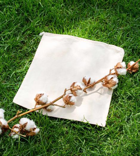 Funda algodón orgánico 150 gr 36x41