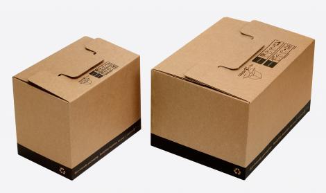 Cajas con cierre autoadhesivo 31x22x15