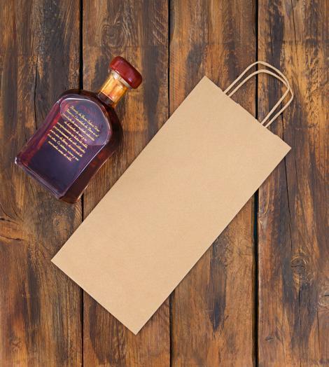Bolsas eco para llevar botellas de vino