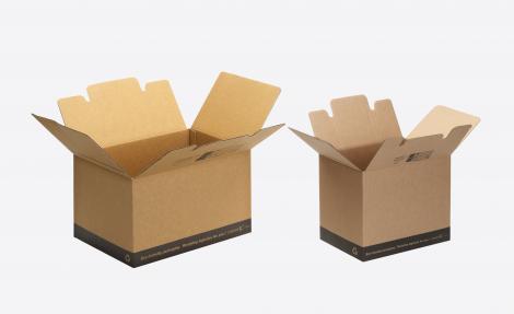 Cajas para envíos montaje fácil 60x40x35