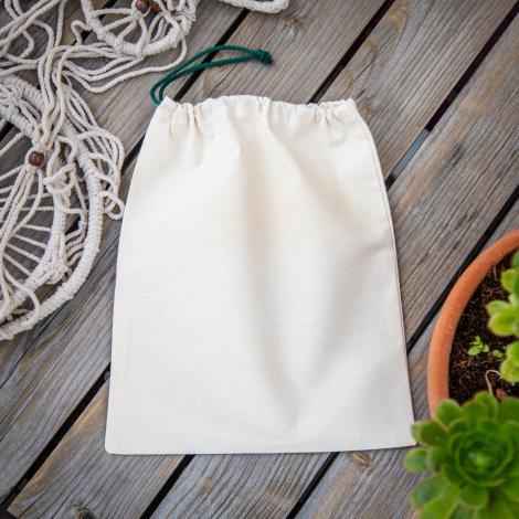 Funda algodón orgánico 150 gr 25x30