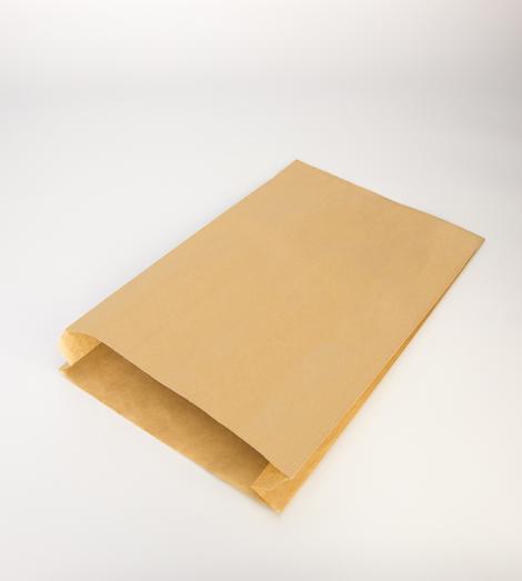 Sobres de papel kraft 50 gr con fuelle 30x50x8
